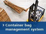 Container bag management system