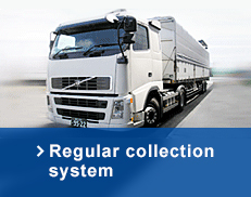 Regular collection system
